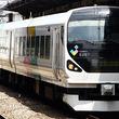 うわーショック! 松本~長野のE257系定期快速列車が211系に(泣)