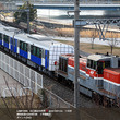 出たよ2色! 静岡鉄道A3000形新色、総合車両製作所横浜から静鉄へ_1/14長沼車庫で公開イベント