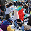 本物の雪で雪遊び!香川県で「第22回国分寺町冬のまつり」開催