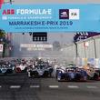 Audi e-tron FE05、フォーミュラE第2戦でダブル表彰台を獲得