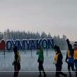 一方ロシアは:世界最寒の村オイミャコンでエクストリーム寒中マラソン開催 気温はなんと-52℃!