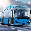 岩手県交通、BYD製大型ノンステップ電気バスの出発式を2月1日実施