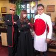 NGT48中井りか、綾小路翔と学ラン姿で共演 「ヤンキーは素晴らしい」