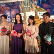 奈良を舞台にした家族と歴史ファンタジーの融合作、映画「かぞくわり」の公開を記念して舞台挨拶を開催!