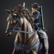 人気作品『キングダム』の戦闘シーンを再現したハイクオリティフィギュア「フィギュアーツZERO 信-出陣-」新発売