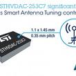 スマートフォンのRF性能を向上させるスマート・アンテナ・コントローラを発表