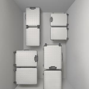 8f6308d7aa プロテカ、タテにもヨコにも開くスーツケース「360」にキャスターストッパーを搭載しリニューアル発売