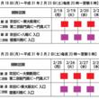 E26 近畿自動車道(吹田IC~東大阪南IC)及びE89 第二京阪道路(門真JCT~第二京阪門真IC)で夜間通行止め等を実施いたします