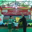 長田広告株式会社、ミャンマーに寄贈した小学校新校舎が完成