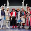 """舞台「夢王国と眠れる100人の王子様 On Stage」開幕!榊原徹士「""""声が出る""""というのがキーワード」"""