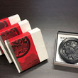 羽柴秀吉など姫路城歴代の城主の紋瓦をモチーフにした石鹸  「紋瓦石鹸」が1月28日から販売スタート