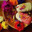 鎌倉御成通りに、花とジェラートとハーブティーのコラボカフェ限定オープン!