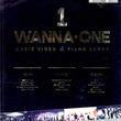 韓国の人気アイドルグループ、WANNA ONE(ワナワン)のピアノソロ曲集! ピアノソロ WANNA ONE Music Video & Piano Score 2019年2月22日発売!