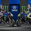 「モンスターエナジー・ヤマハ・MotoGP」新型マシン 2019年型YZR-M1を発表