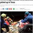 英スコットランド奥地から隠遁者がSOS 米ヒューストン緊急センターでキャッチされる