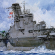 南太平洋海戦時の勇姿を再現!日本海軍航空母艦 隼鷹がフルハルモデルの特別仕様となってフジミ模型から発売!!