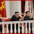 金正恩委員長、朝鮮人民軍部隊長と祝賀公演を鑑賞ー朝鮮中央通信