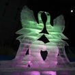 氷の芸術に息をのむ!長野県長野市で「第19回氷の彫刻展」開催