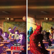 """おそ松×「平ジェネ」が再コラボ、「仮面ライダー電王」のイマジンに""""逆憑依"""""""
