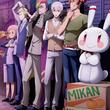 「RobiHachi」新キービジュアル公開、主要キャラクター6名が勢揃い