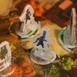 タクティカルアクション「Shadow Tactics」のボードゲーム版をプレイ。個性的な忍者達が織りなすステルスゲームとしての面白さは健在だ