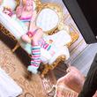 """「ぐっときた」日本一のコスプレイヤー・えなこ、『ヤングガンガン』表紙&巻頭グラビア撮影でセクシーな""""異世界""""コスプレを披露!"""