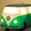 バスが優しく光ってお出迎え!?フォルクスワーゲンのバス型センサーライトが発売中!