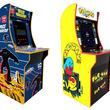 【MoMA Design Store】MoMAコレクション収蔵ゲーム「スペースインベーダー」「パックマン」3/4スケールの家庭用ゲームマシンが店頭に登場!