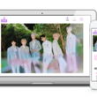 韓国の音楽番組で1位を獲得したASTROのオフィシャルサイトがオープン