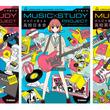 「ボカロで覚える」高校生編3冊同時発売、米津玄師「ハチ」名義曲の英語バージョンも収録