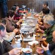 富山県朝日町「まめなけマルシェ」、日本橋とやま館で開催!~室町時代から受け継がれる茶の風習「バタバタ茶」体験~