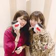 『女子高生ミスコン』出身の萩田帆風と半澤楓、久しぶりにツーショットにファン歓喜