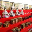 島津家に伝わるひな道具を多数展示!鹿児島県鹿児島市「薩摩のひなまつり」