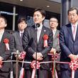 大阪城公園に新劇場『COOL JAPAN PARK OSAKA』がオープン!セレモニーで吉村洋文市長「大阪ここにありというところを見せていきたい」