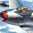 航空自衛隊創設期の主力戦闘機「F-86 セイバー」の1/48スケールキットがハセガワから再販!