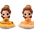クリームのような甘いドレスのベル!バンプレスト ディズニー「Q posket SUGIRLY Disney Characters -Belle-」