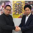 2月25日(火)、DDTプロレスリングとのスポンサー契約を締結!