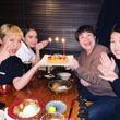近藤春菜の誕生日をお祝い 滝沢カレンら仲良し4人組に「ゴールデンの特番できる」の声