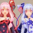 VOICEROID「琴葉茜」「琴葉葵」フィギュアの彩色見本がFOTS JAPANより公開!2019年3月1日(金)18時より予約開始!!