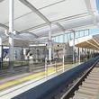 千代田線の北綾瀬駅ホームが10両化、3月16日使用開始 新たな駅出入口誕生 東京メトロ