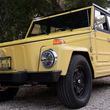 レトロとテクノロジーのいいとこ取り。1974年製VW『クーリエワーゲン』を電気自動車に大改造!