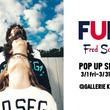 ロサンゼルスのライフスタイルを体現するブランド「フレッドシーガル(Fred Segal)」のジュニアブランドが3月1日(金)からGALLERIE京都店にてPOP UP SHOPをスタート
