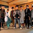 """BOYS AND MEN小林豊、ドラマ主演で青年時代の""""ミナミの帝王""""に!メンバー6人も共演"""