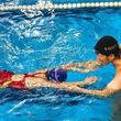 """スイミングスクールだけでは物足りないキミへ!!経験者対象 """"水泳教室""""まもなく開催!"""