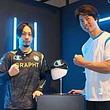 スポーツアパレルブランド,「チャンピオン」のeスポーツウェア発表会レポート。ケイン・コスギさんとTeam GRAPHTのMOV選手が,高い機能性について語る