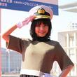 「まんぷく」タカちゃんで人気の岸井ゆきのさんが一日船長に! 春の到来を告げる「びわ湖開き」に参加