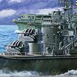 フジミ模型「艦NEXTシリーズ」に日本海軍駆逐艦・秋月/初月が、純正エッチングパーツ付きの特別仕様でキット化!!