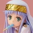 『とある魔術の禁書目録III』インデックスのかわいすぎるフィギュアが登場!ちょこんと座ってアイスを食べている姿がいい!