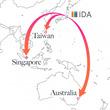 現地法人【iDA TAIWAN】が19年3月6日オープン日本のファッション・コスメ業界へ就業支援