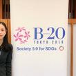 ジンコソーラーが2019年日本B20サミットに出席 「新科学技術と新エネルギー、5.0社会のKPI」を提出